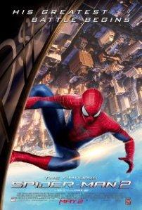 Spider man 2 poster