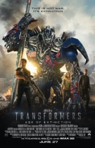 Transformers Age poster