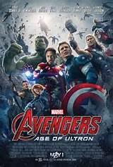Avengers AU poster
