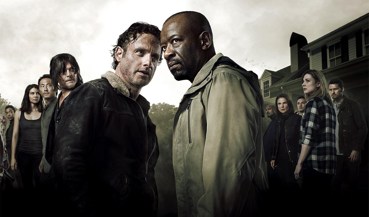 the-walking-dead-season-6 poster