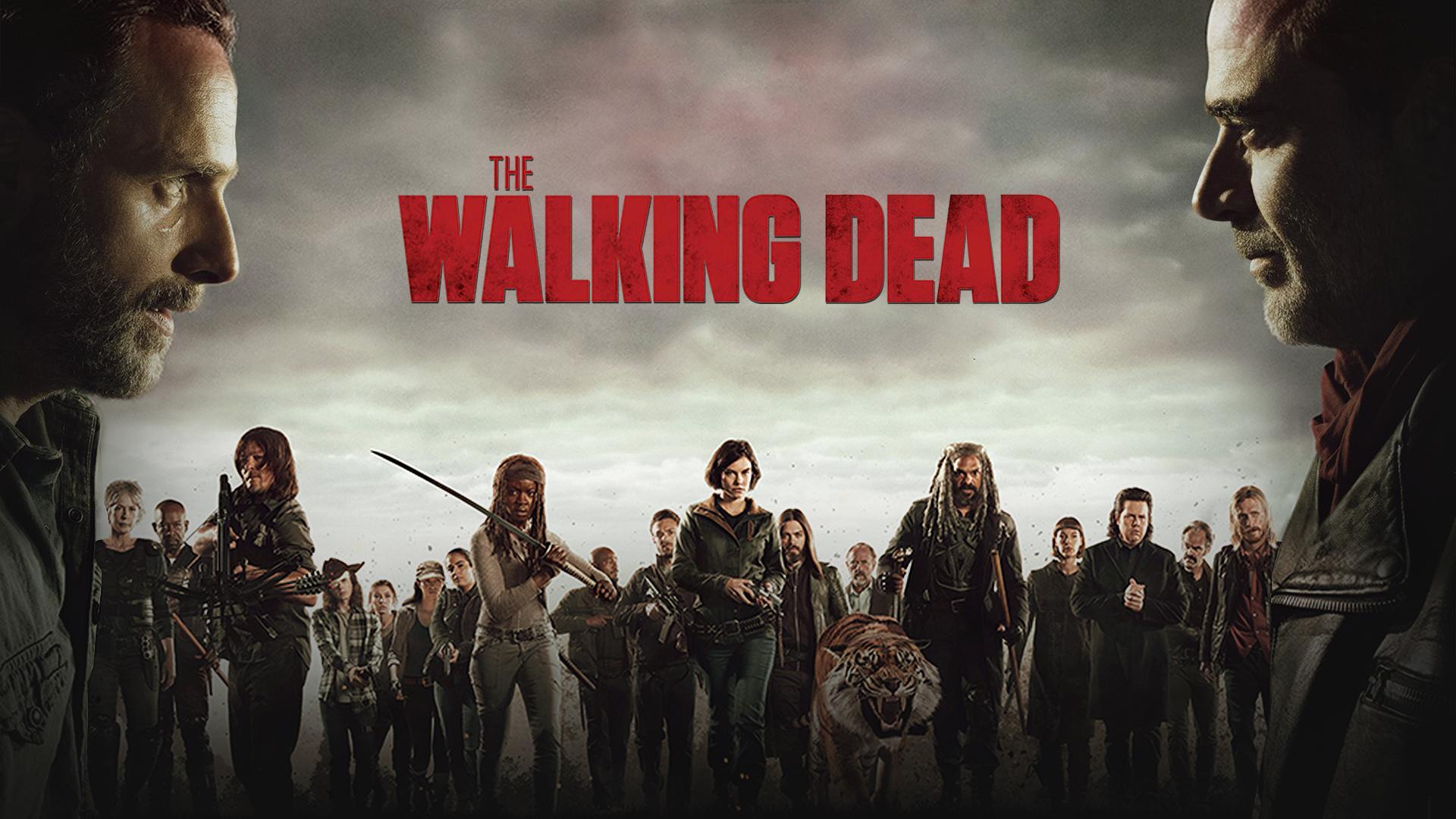 TWD season 8 poster