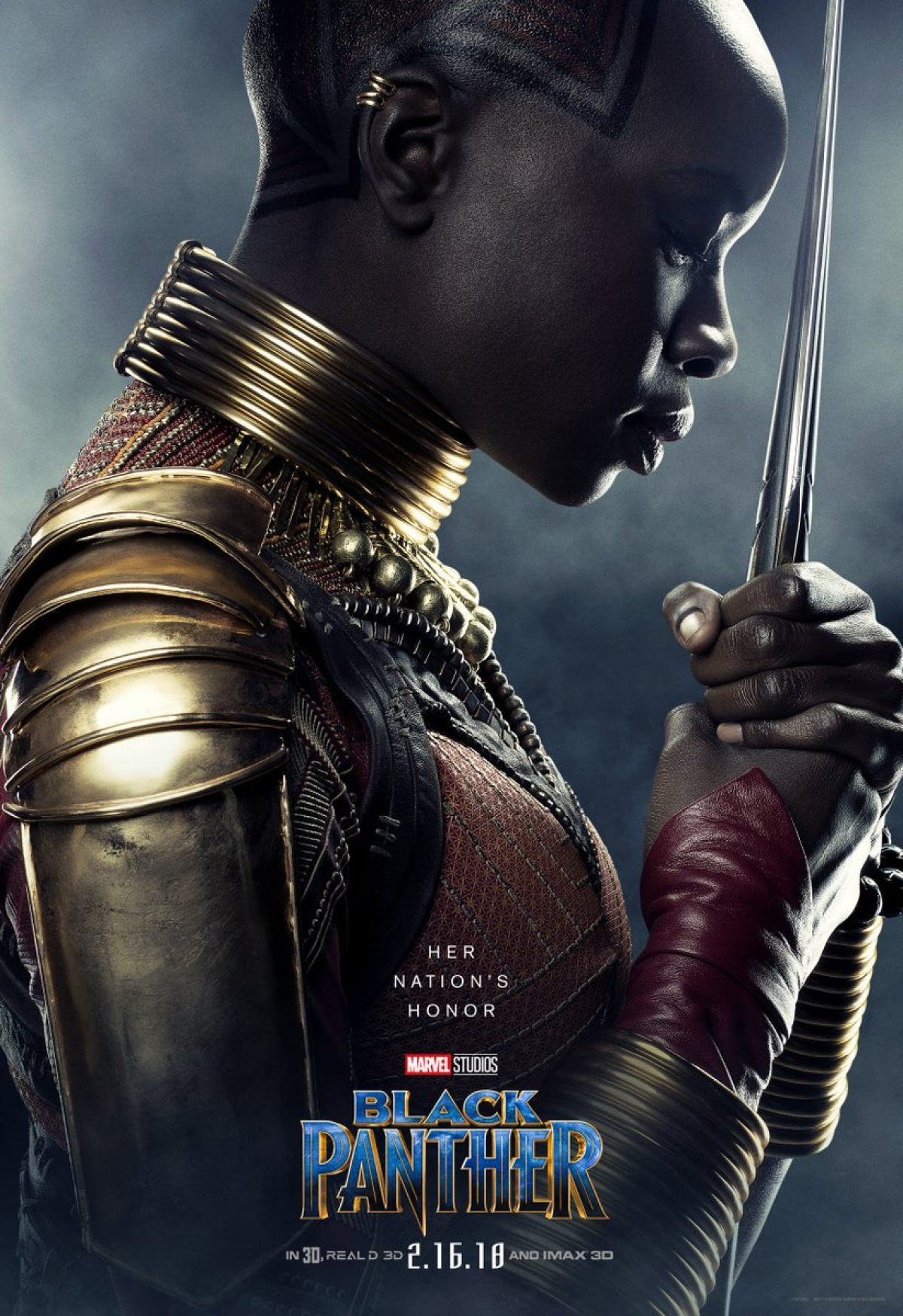 Black-Panther-Poster- michone